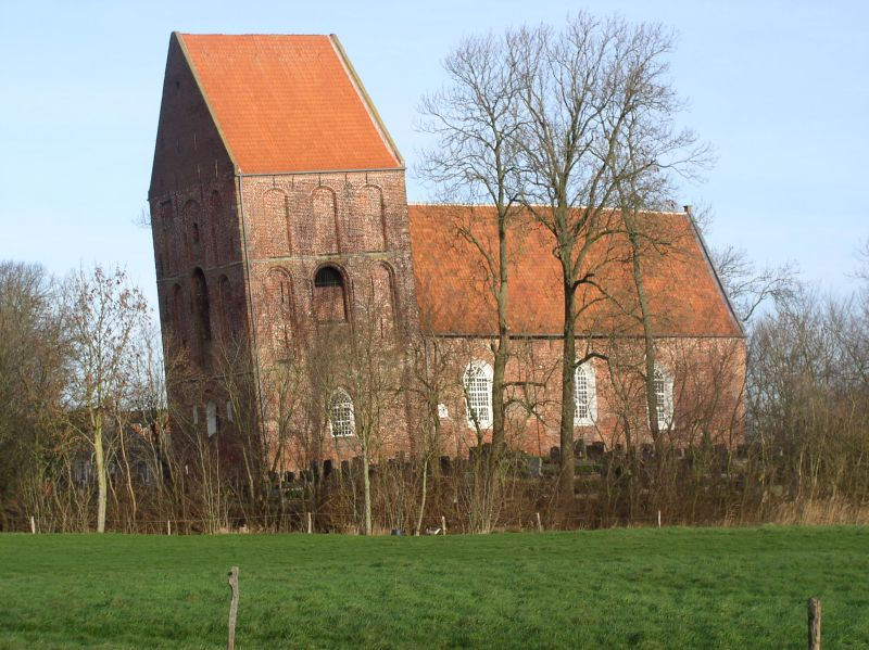 Church of Suurhusen